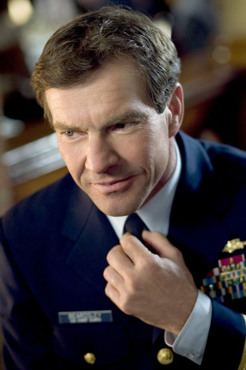 Der Witwer Frank Beardsley (Dennis Quaid) ist erfolgreicher Marine-Admiral und stolzer Vater von acht Kindern. Die weiß er ohne Probleme zu Recht un... - Bildquelle: 2005 Paramount Pictures Corporation, Metro-Goldwyn-Mayer Pictures Inc. and Columbia Pictures Industries, Inc. All Rights Reserved.