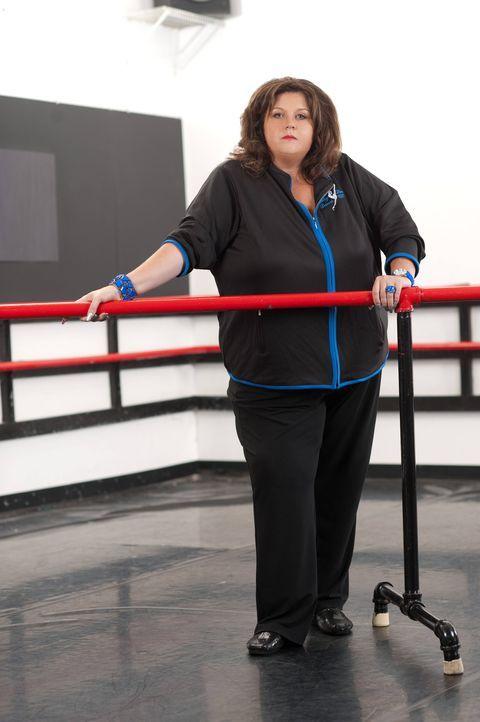 Abby (Bild) ist geschockt, als Cathy mit ihren Candy Apples bei ihrem Auftritt auftaucht ... - Bildquelle: Scott Gries 2012 A+E Networks
