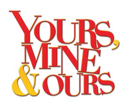 Deine, meine & unsere - Originaltitel - Logo ... - Bildquelle: 2005 Param...