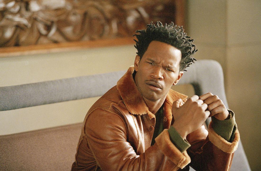 Völlig genervt von seinem Chef beschließt Autor Quincy (Jamie Foxx) zu kündigen, um einen Ratgeber zum Thema Trennungen zu schreiben. Wider Erwarten... - Bildquelle: 2006 Sony Pictures Television International.