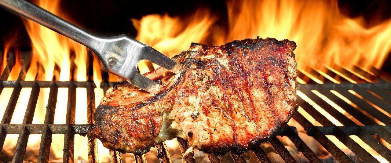 grillfleisch-schwein - Bildquelle: aruba2000 - Fotolia