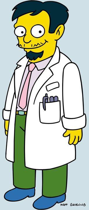 (15. Staffel) - Fernseharzt und Qucksalber: Dr. Nick Riviera ... - Bildquelle: und TM Twentieth Century Fox Film Corporation - Alle Rechte vorbehalten