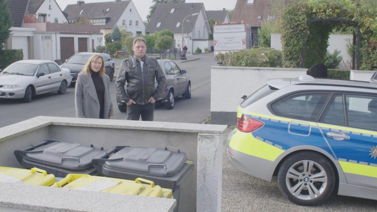 Einsatz Deutschland: Die Kommissare Stefanie Budde und Andreas Meltzer ermitteln in Essen, um Verbrechen aufzudecken ... - Bildquelle: SAT.1