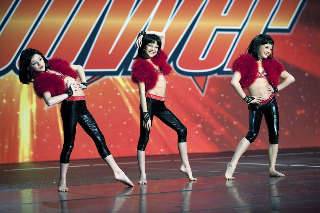 Dance Moms: Staffel 1, Folge 2 - Bildquelle:  2011 A&E Television Networks, LLC