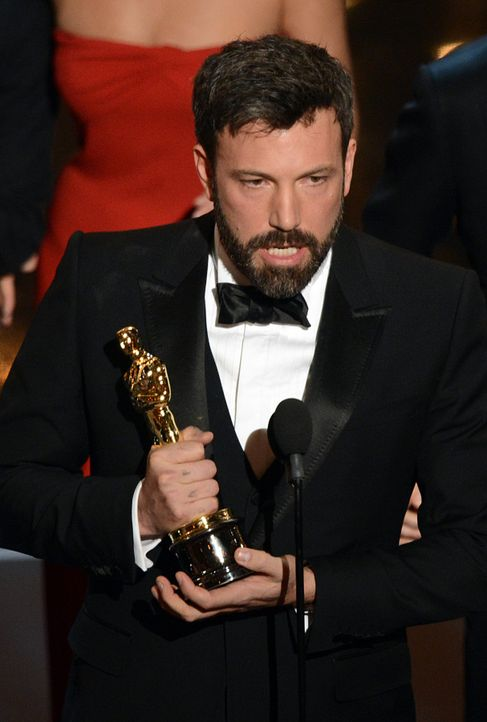 Ben Affleck gewinnt Oscar 2013 - Bildquelle: AFP