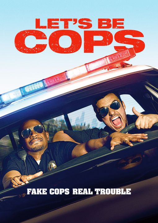 LET'S BE COPS - DIE PARTY BULLEN - Artwork - Bildquelle: 2014 Twentieth Century Fox Film Corporation.  All rights reserved.