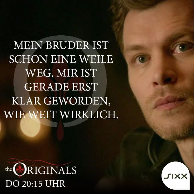 Klaus und Elijah