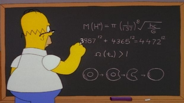 Simpsons Wissensmomente