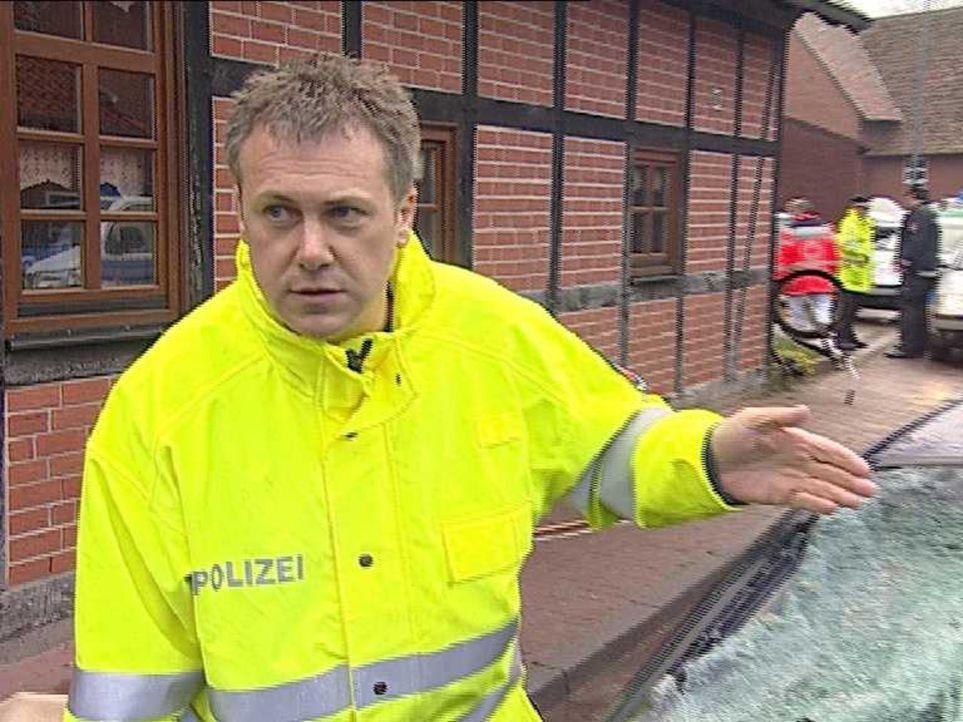 Rasen, Pöbeln Falschparken - der Wahnsinn auf deutschen Straßen hat Methode. Täglich sind in der ganzen Republik tausende Polizisten unterwegs, u... - Bildquelle: Sat.1