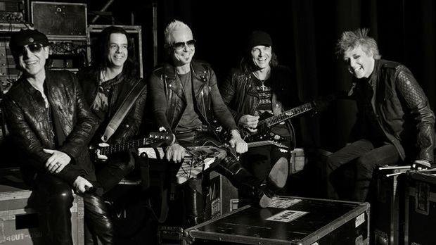 Scorpions 50th Anniversary World Tour 2015/2016