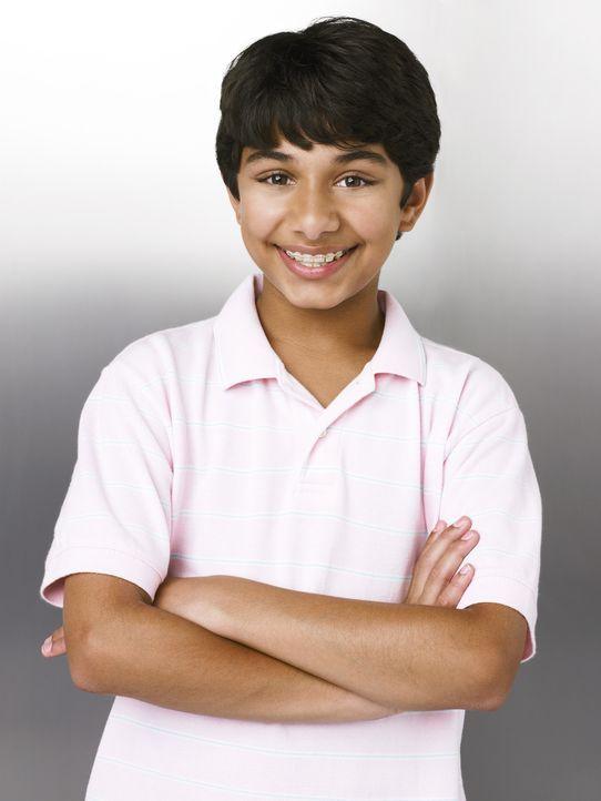 (1. Staffel) - Justin (Mark Indelicato), Hildas Sohn, ist etwas anders als Jungs in seinem Alter, denn er singt und tanzt gerne und kennt sich prima... - Bildquelle: Buena Vista International Television