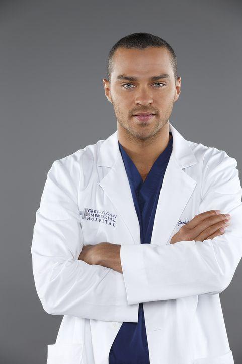(11. Staffel) - Muss sich neuen Herausforderungen stellen: Jackson (Jesse Williams) ... - Bildquelle: ABC Studios
