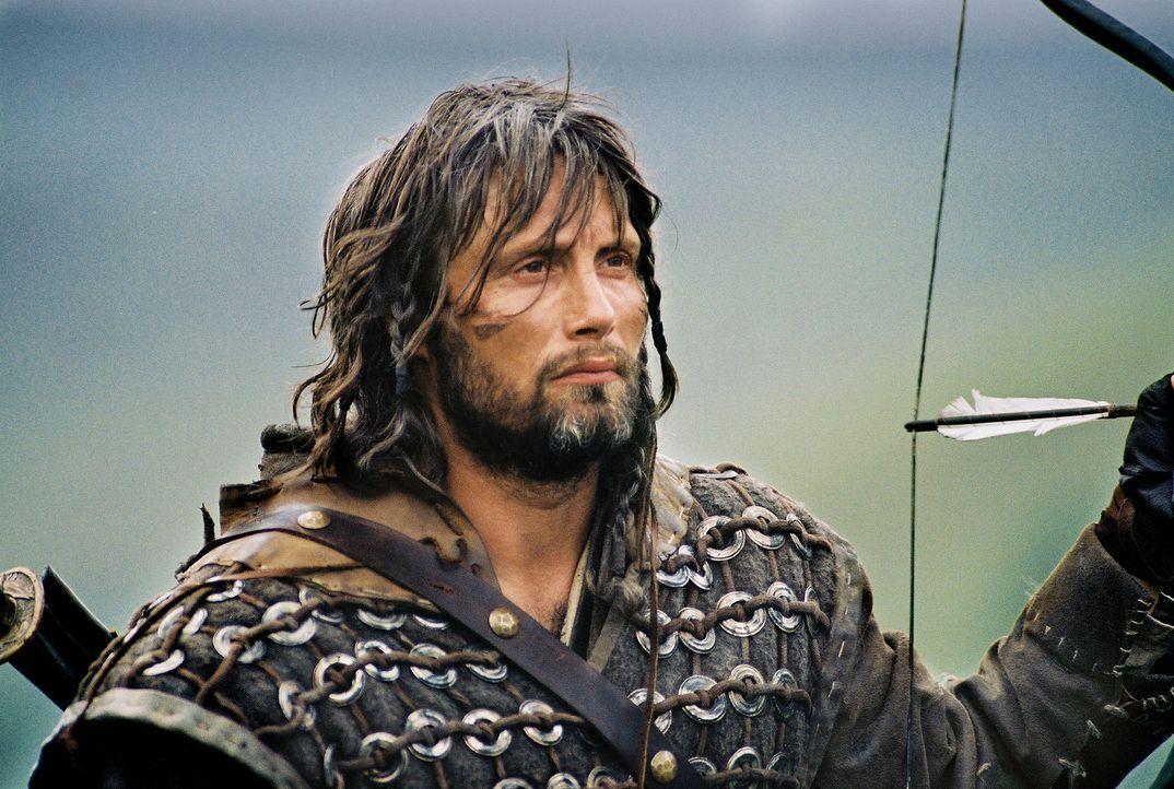 Mitglied bei König Artus' Tafelrunde: Tristan (Mads Mikkelsen) ... - Bildquelle: TOUCHSTONE PICTURES & JERRY BRUCKHEIMER FILMS, INC. ALL RIGHTS RESERVED.