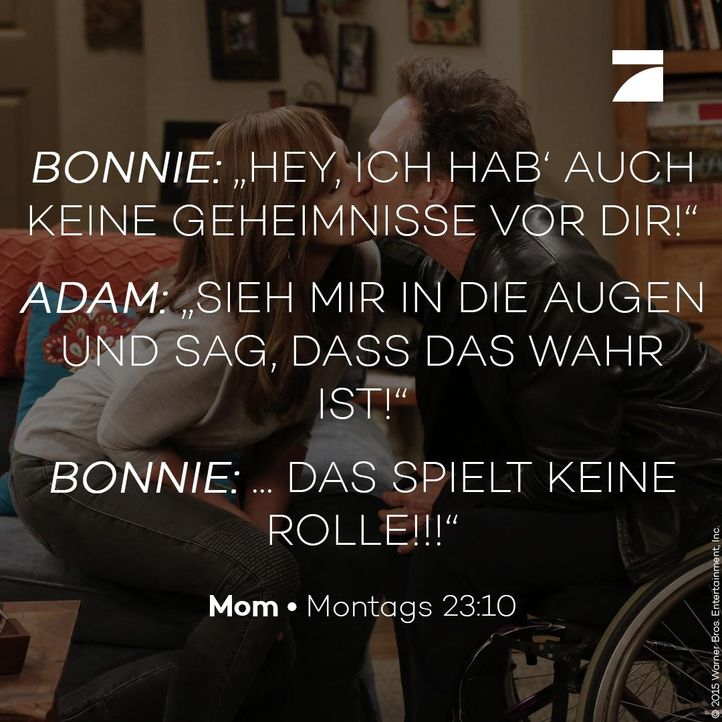 Bonnie und Adam - Staffel 3 Episode 19 - Bildquelle: 2016 Warner Bros. Entertainment, Inc.