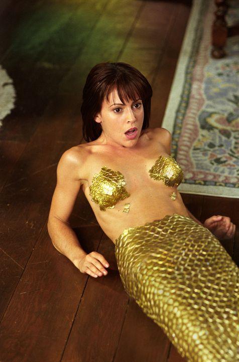 Phoebe (Alyssa Milano) ist dem Ruf des Meeres gefolgt und hat beschlossen, künftig ein Leben als Meerjungfrau zu führen ... - Bildquelle: Paramount International Television