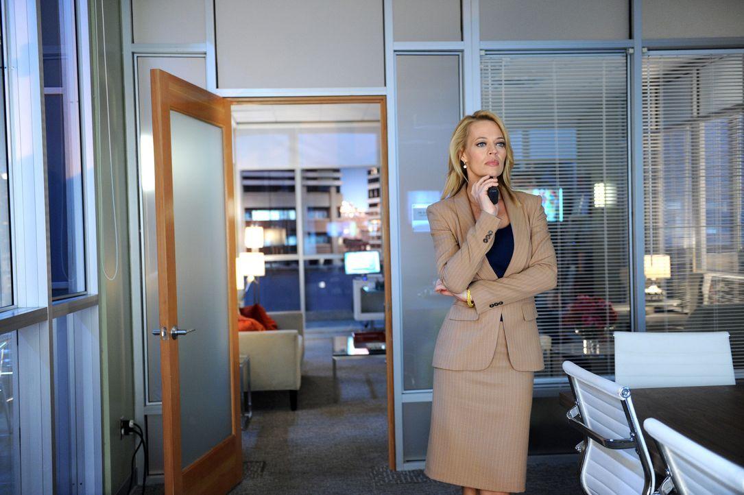 Dr. Kate Murphy (Jeri Ryan) grübelt in ihrem Büro. Sind ihre Detectives auf der richtigen Spur? - Bildquelle: 2013 American Broadcasting Companies, Inc. All rights reserved.