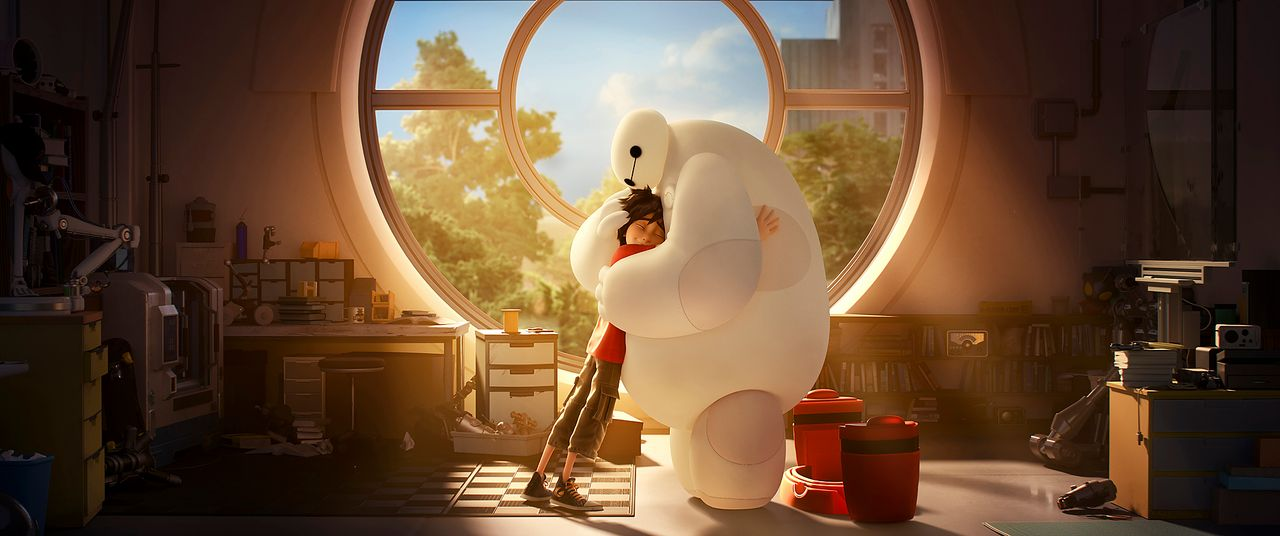Baymax-Riesiges-Robowabohu-Disney - Bildquelle: 2014 Disney