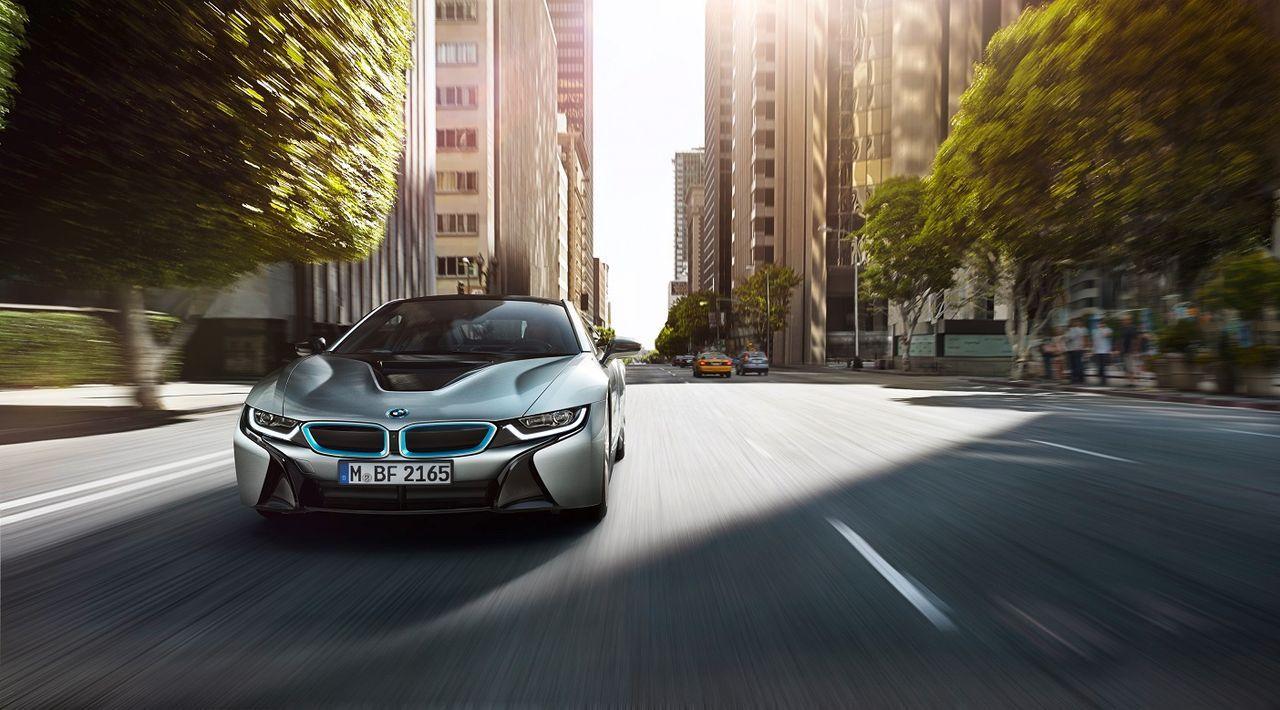 BMW i8 - Bildquelle: BMW
