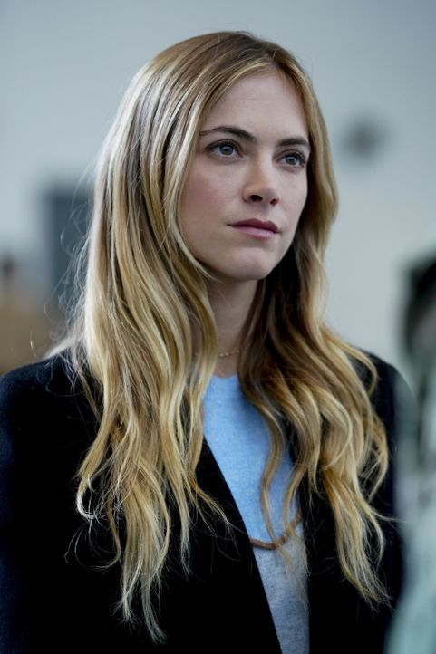 Ellie Bishop (Emily Wickersham) - Bildquelle: Sonja Flemming 2018 CBS Broadcasting, Inc. All Rights Reserved/Sonja Flemming