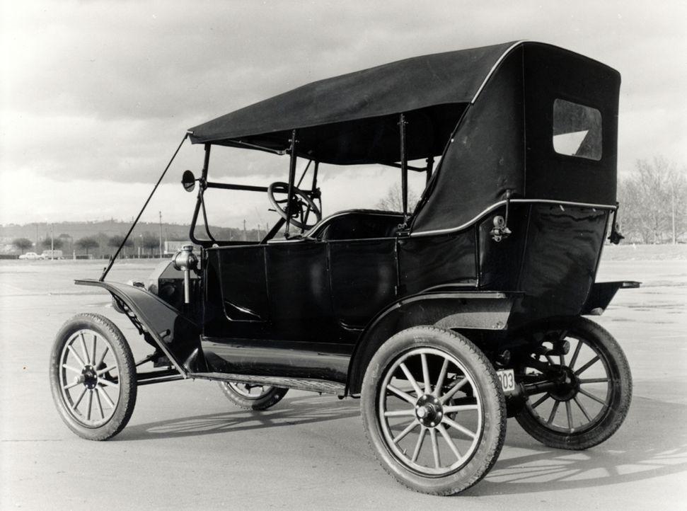 Modell T von Ford 5 - Bildquelle: dpa