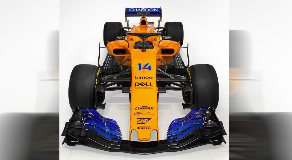 McLaren - Bildquelle: twitter.com/McLarenF1