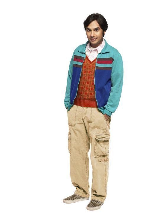(11. Staffel) - Führt ein etwas schräges Leben: Rajesh (Kunal Nayyar) ... - Bildquelle: Warner Bros. Television