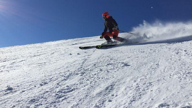 Skifahrer Hauptfoto