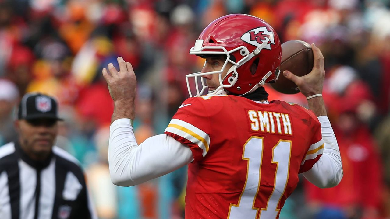 Alex Smith (Washington Redskins) - Bildquelle: imago