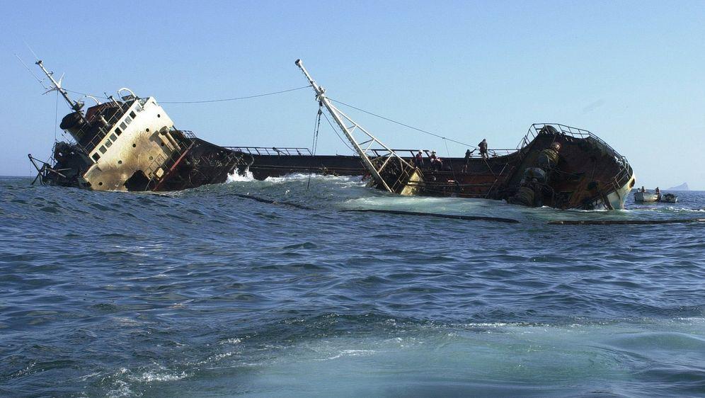 Die schwersten Schiffsunglücke der Seefahrt