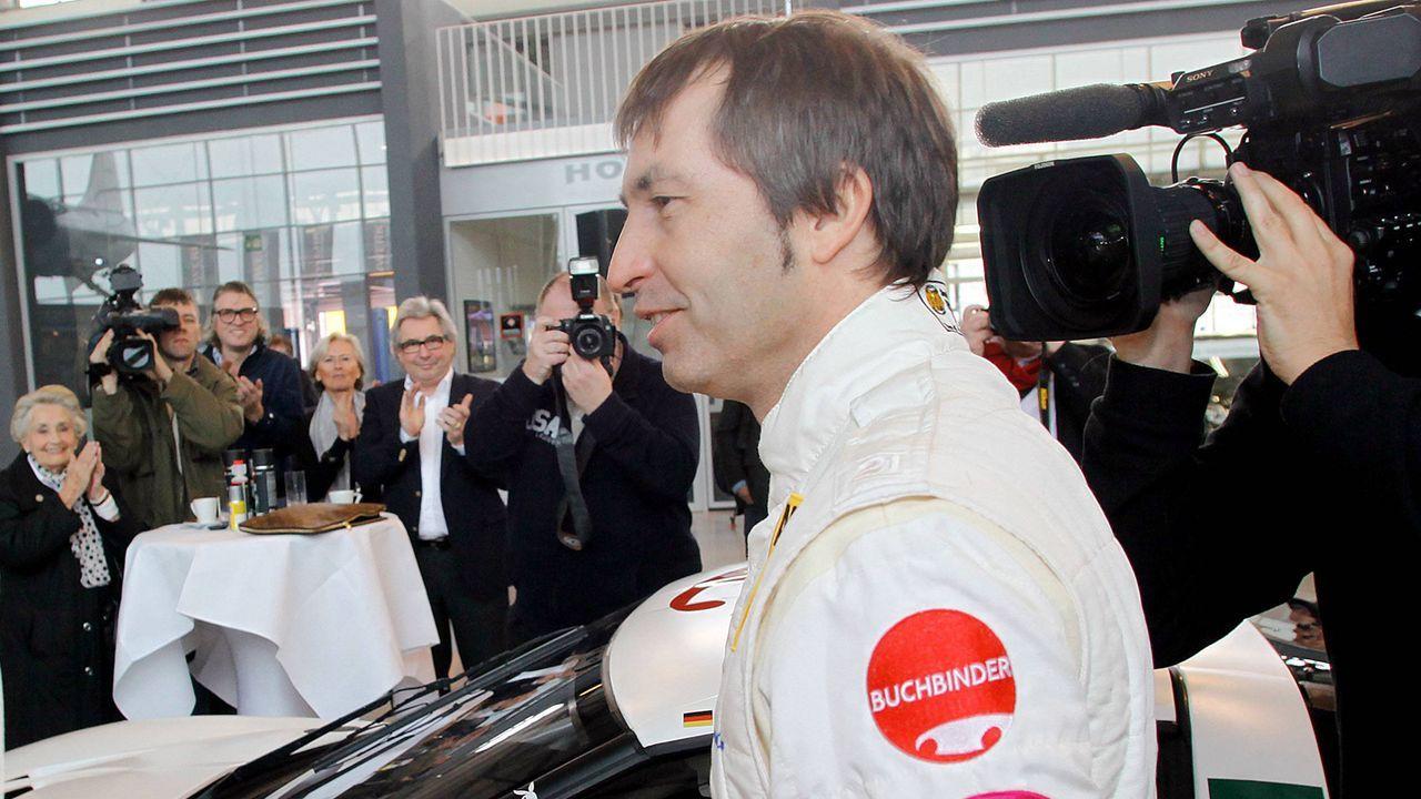 Heinz-Harald Frentzen – 157 Formel-1-Rennen - Bildquelle: imago sportfotodienst