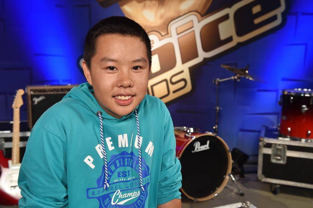 The-Voice-Kids-Stf04-Epi03-The-Anh-02-SAT1-Andre-Kowalski - Bildquelle: SAT.1/ André Kowalski