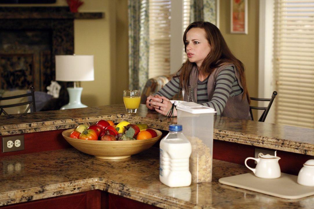 Wird Samantha (Ashley Rickards) ihr Leben endlich in den Griff kriegen? - Bildquelle: Warner Bros. Pictures