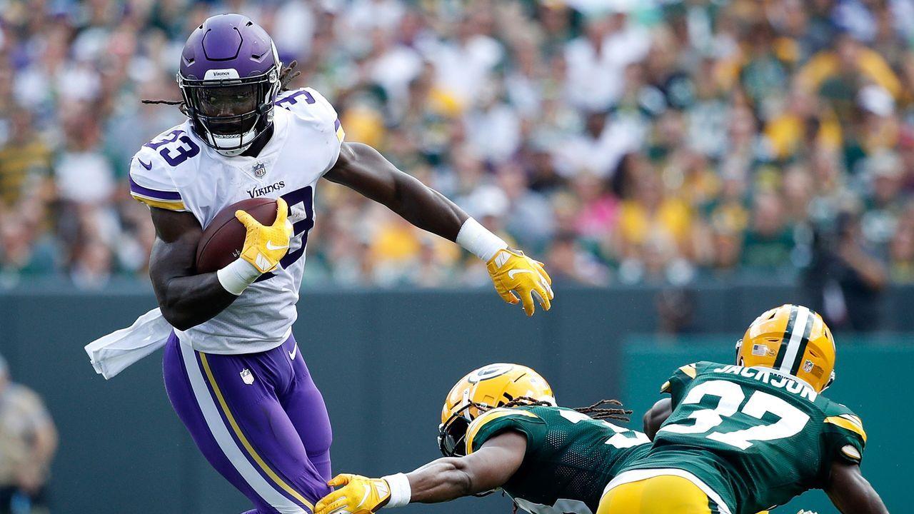Dalvin Cook (Minnesota Vikings) - Bildquelle: 2018 Getty Images
