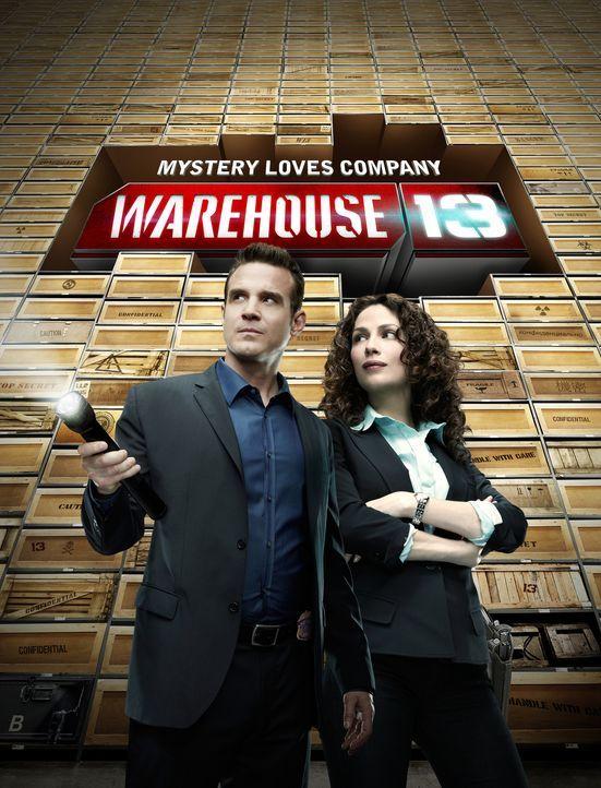 Warehouse 13 - Artwork - Bildquelle: SCI FI Channel