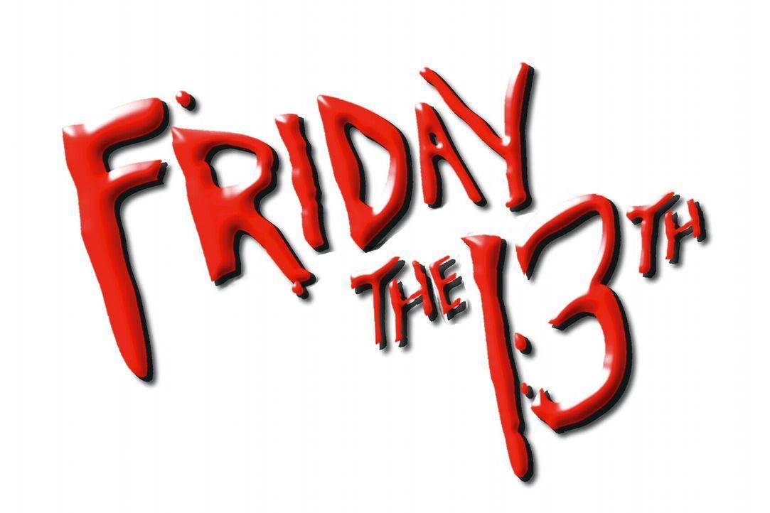 FREITAG, DER 13. - Originaltitel Logo - Bildquelle: 1980 Warner Brothers International Television Distribution Inc.