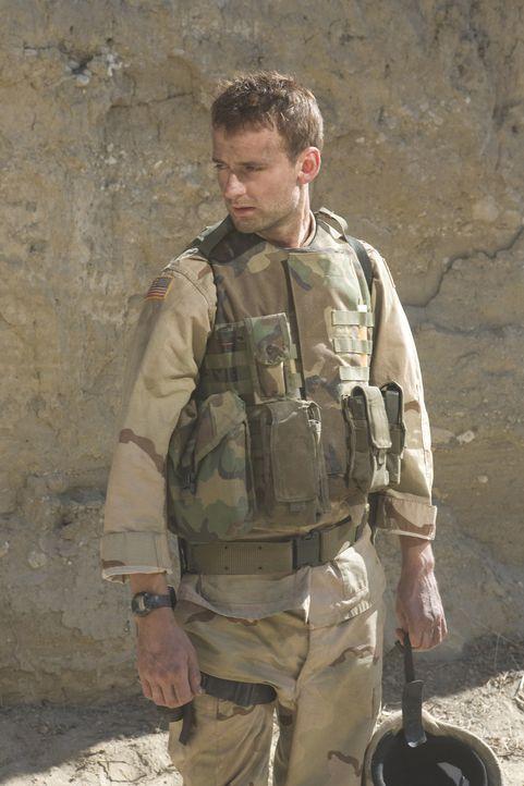 Afghanistan: GI Gregory Wilcox (Callum Blue) und seine sechs Kameraden sollen eine strategisch wichtige Strasse unter ihre Kontrolle bringen. Unglü... - Bildquelle: 2008 Worldwide SPE Acquisitions Inc. All Rights Reserved.