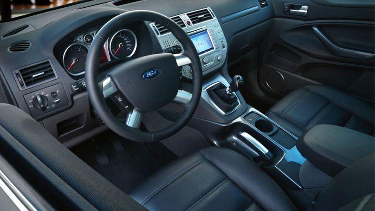 Innenraum - Bildquelle: Ford