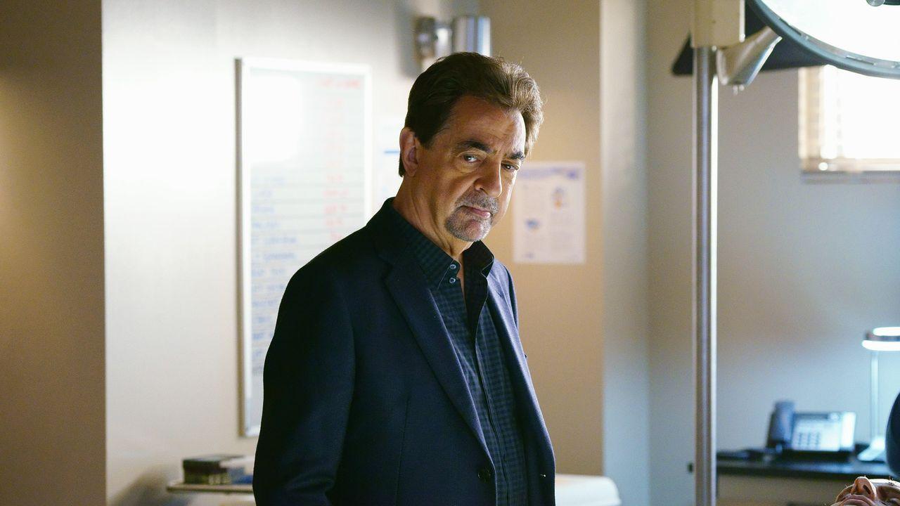 Ein neuer Serientäter treibt sein Unwesen. Rossi (Joe Mantegna) und seine Kollegen versuchen alles, um diesen zu stoppen ... - Bildquelle: Monty Brinton ABC Studios