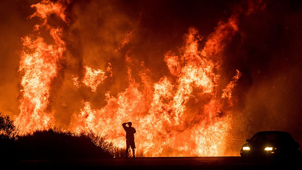 - Bildquelle: Noah Berger/AP/dpa