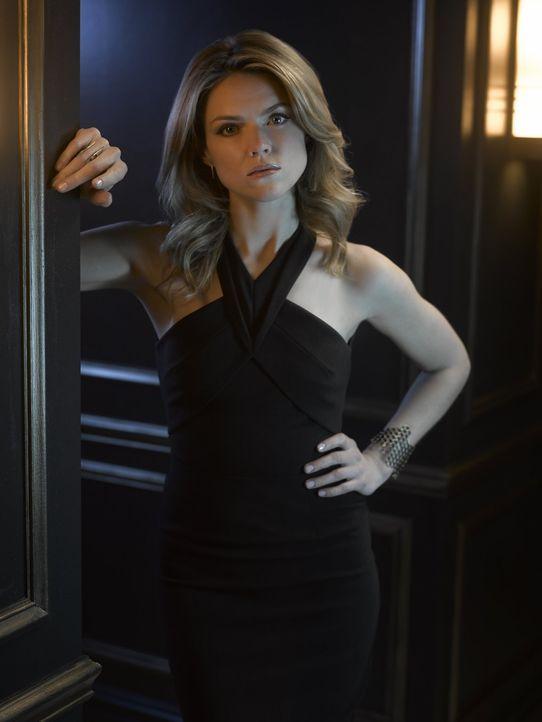 (2. Staffel) - Mit ihr ist nicht zu spaßen: die gefährlich verrückte Ex von Gordon, Barbara (Erin Richards), hat es auf seine neue Flamme abgesehen... - Bildquelle: Warner Brothers