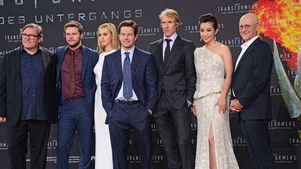 Transformers-Cast