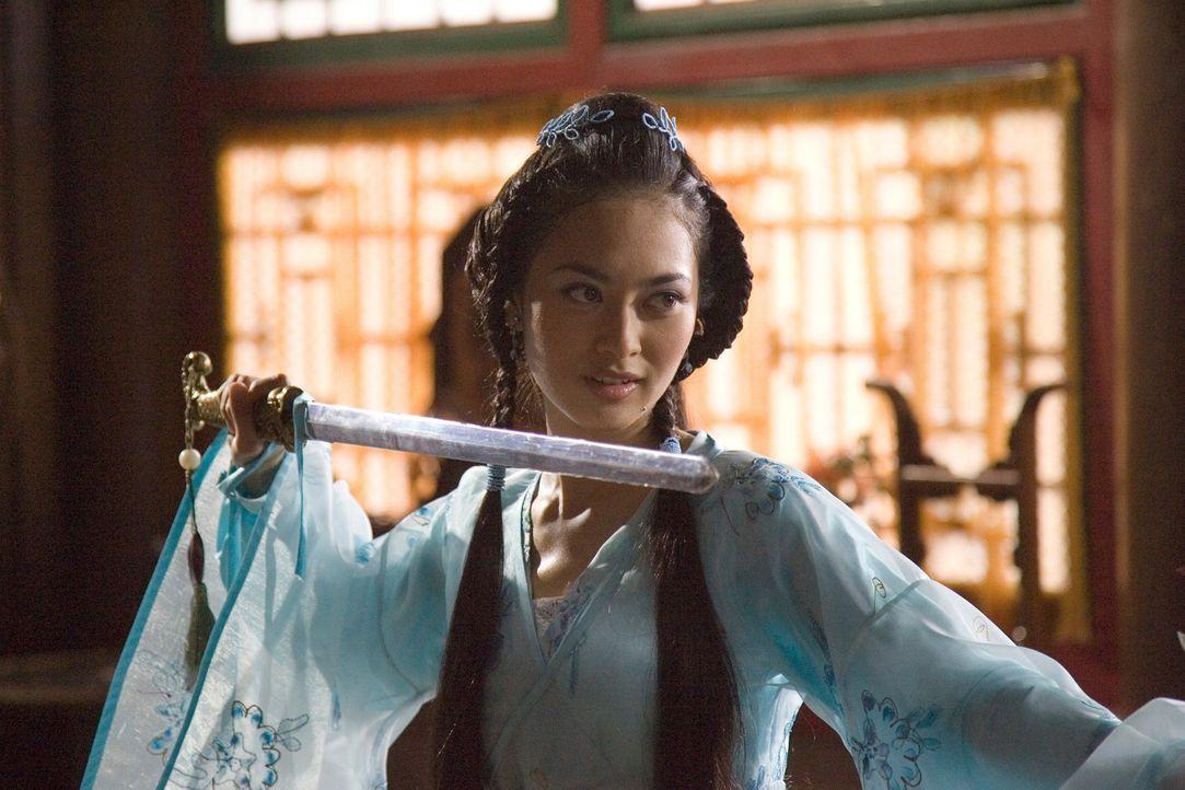 """Eines Tages verliert toughe Prinzessin Li Wei (Desiree Ann Siahaan) ihr Herz an den charmanten Dieb """"Devil Boy"""". Doch ihr Vater, der gestrenge Regie... - Bildquelle: RHI Entertainment"""