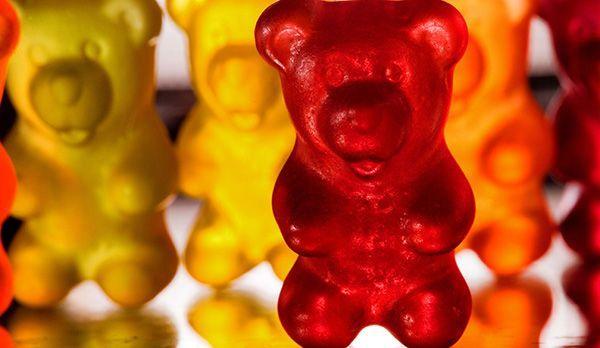 Goldbären - Bildquelle: Verwendung weltweit, usage worldwide