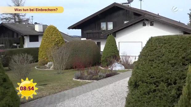 fr hst cksfernsehen video was tun bei einbrechern sat 1. Black Bedroom Furniture Sets. Home Design Ideas