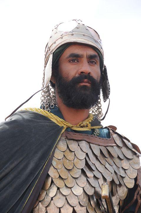 Salah al Din Yusuf, genannt Saladin, war einer der mächtigsten Herrscher Arabiens. Wie gelang es ihm, die muslimische Welt zu einen und so ein mächt... - Bildquelle: 2011 - Parthenon Entertainment Ltd. All rights reserved.