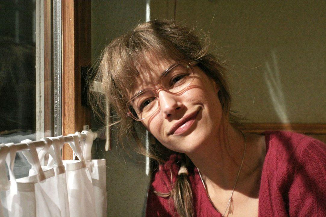 Lisa (Alexandra Neldel) ist nach dem Kuss ganz beseelt - und in Gedanken bei Rokko. (Dieses Foto von Alexandra Neldel darf nur in Zusammenhang mit d... - Bildquelle: Noreen Flynn Sat.1