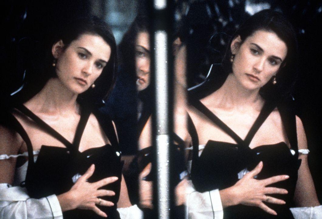 David und Diana (Demi Moore) sind jung und verliebt. Es fehlt nur ein wenig Geld, dann wäre das Glück vollkommen. Da kommt John Gage wie gerufen: Er... - Bildquelle: Paramount Pictures