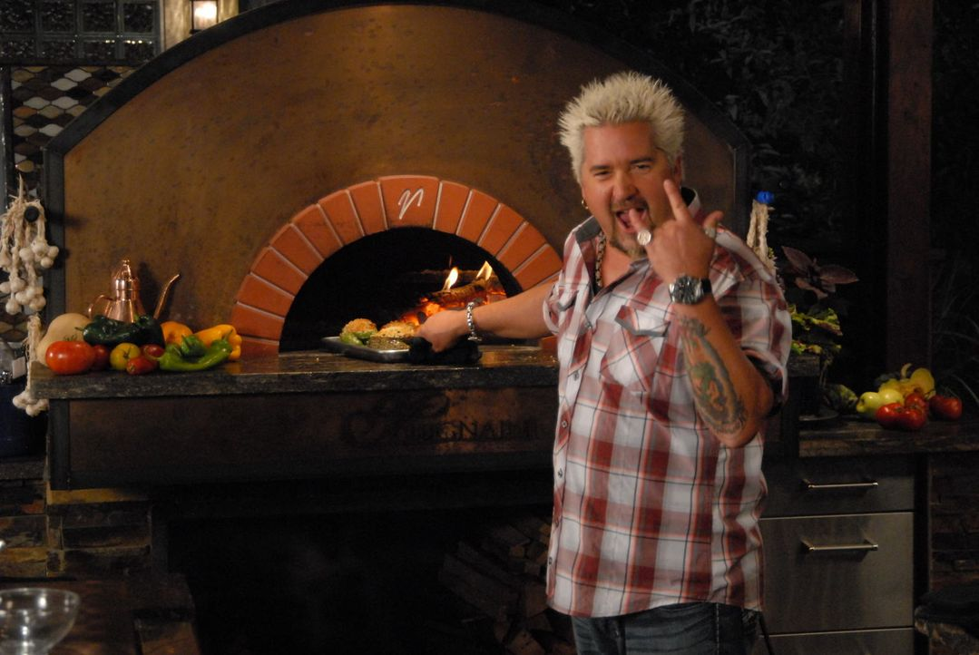 Egal was Guy Fieri zubereitet, es wird eine Gaumenfreude ... - Bildquelle: 2012, Television Food Network, G.P. All Rights Reserved.