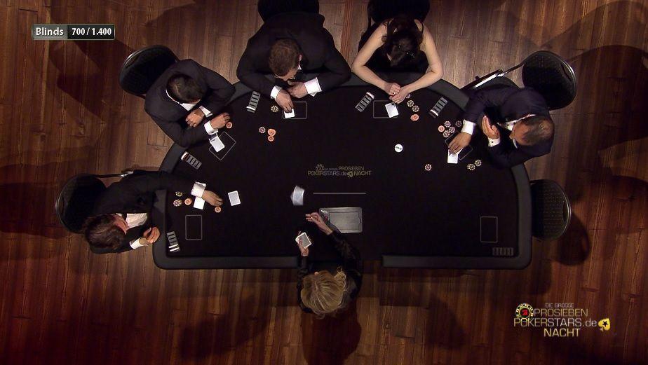 Pokerstars von oben