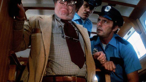 Mord ist ihr Hobby - Dem Mörder auf der Spur: Roy Gunderson (Ned Beatty, l.)...